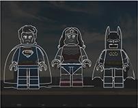 DC Lego - Installation
