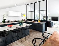 Bakery Place by Jo Cowen Architects