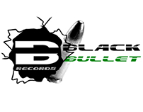 Black Bullet Records logo