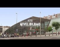 Metro Nivel Bilbao - BBK Live 2013 Heineken