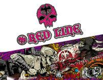 Red Line Skates MEDIEVIL TIMES SERIES