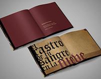 Experimental Book / Editorial Design