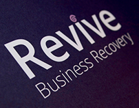 Revive Business Recovery | Branding, Print & Web Design