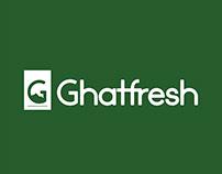Ghatfresh Branding