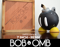 Bob-Omb Resin Figures