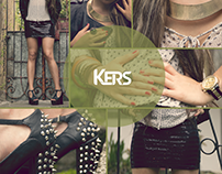 (FASHION) Re-branding Kers - women´s clothing