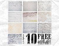 """10 FREE """"White Style"""" textures"""