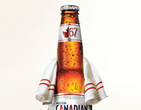 Molson Canadian Campaign