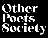 Other Poets | Brand Identity | Custom Free Font