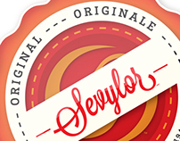 Sevylor Retro Badge