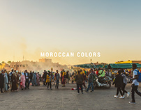 Moroccan colors