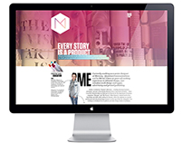 Personal Portfolio - One Page Website