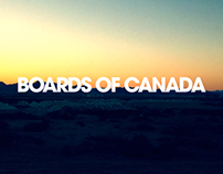 Boards Of Canada - Cold Earth