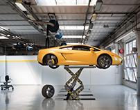 Lamborghini Centro Milano