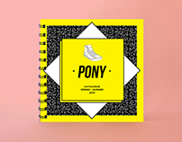 Catalogue PONY SS 2014