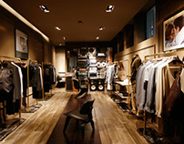 Trussardi Boutique Milan