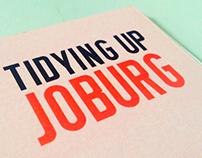 Tidying Up Joburg