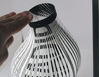 Interactive unconventional artist book. Zaha Hadid.