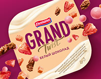 Grand Twist - enjoy the moment!