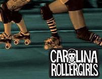 Carolina Rollergirls poster
