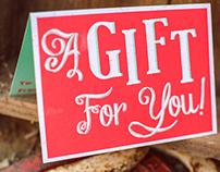 Galler.ee Gift Certificate Set
