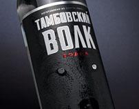 Vodka Tambovskij Volk