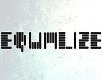 Equalize - Font Design