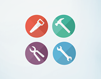 Harmless Tools - Icon Set