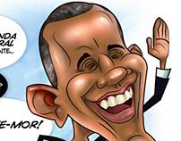 Obama´s Cartoon