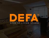 DEFA - Interior, Design & Consultant