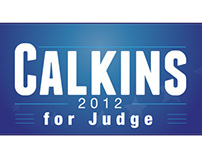 Calkins for Judge Campaign