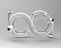 Infinity glasses