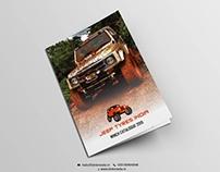 Bink Media Branding Portfolio - Jeep Tyres India