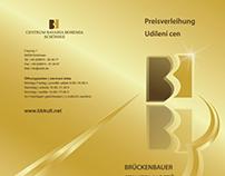 Brochure for Brückenbauer | Stavitel mostů 2017 award