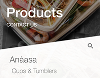 Product Catalog App