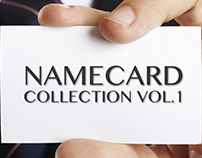 Namecard Collection Vol.1