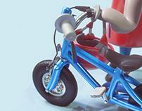 Toyota Children's traffic safety program