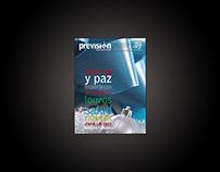 Boletín Previsión #5 | Diseño Editorial | Diciembre2012