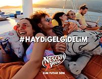 Campaign / Nescafe Xpress - Haydi Gel Gidelim
