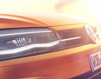 Volkswagen Polo 2018 Teasers