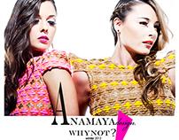 Anamaya Design - Winter 2013