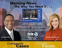 FOX45 / WB54 Print Graphics