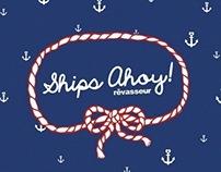 Ships Ahoy! (Revasseur)