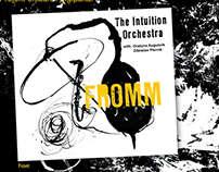 The Intuition Orchestra - design+illustration.