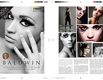 Double Page Feature in Issue 11 FACEON Magazine