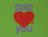 Gap loves you (proposed)