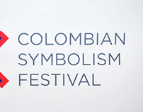 Colombian symbolism festival