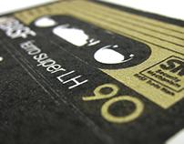 Cassettes I silkscreen