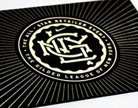 2013 Nike MLB All-Star Retailer Event Invitation