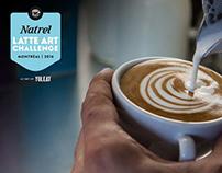 Natrel   Latte Art Challenge